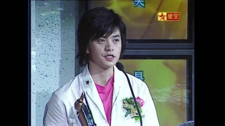 【ljlsの考古】2006年第十二届全球华语音乐榜中榜颁奖典礼  内地最佳创作歌手奖