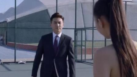 精英律师:靳东求助美女秘书帮自己解决问题,