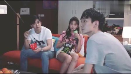 """爱情公寓5:赵海棠的""""糗事""""全部被张伟揭露"""