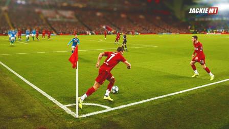 这是高手,要不是因为有录像机,谁都想不到足球可以这样踢!