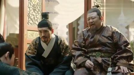 大明风华:听见音乐起,就知道朱家三兄弟又出来搞笑了,不愧大明搞笑三人组