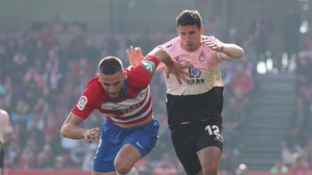 西甲-武磊替补出场德托马斯点射 西班牙人1-2遭格拉纳达逆转
