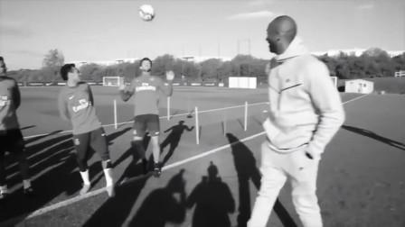 科比足球水平如何?看看他和内马尔一起踢球,你就知道了