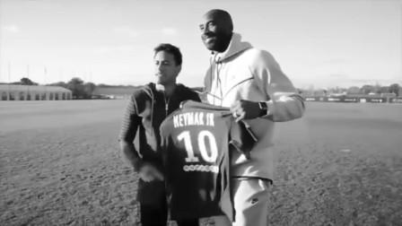 """""""黑曼巴""""精神影响着众多体育运动员,科比去世后,内马尔用自己的方式来纪念科比!"""
