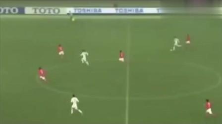 经典再回顾:中国足球史上值得骄傲的一个进球,至今无人能超越