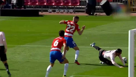 西甲联赛:武磊替补登场,西班牙人遭逆转