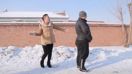 小伙问路去人民医院,东北美女直接就是一板砖,结局太搞笑了
