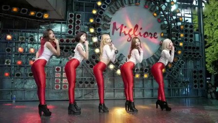韩国美女街舞五人组,第3集