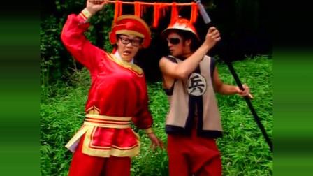 2002年陈奕迅谢霆锋为过年拍摄的搞笑版《迎春花》,没想到这么骚!