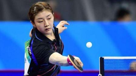 国乒世界第1逆转韩国美女获胜,却暴露国乒1大弱