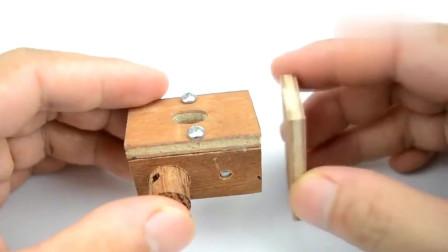 牛人制作:民间制作的剥瓜子机