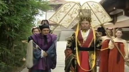 大唐情史:绝色美女被李世民抢夺来,却又囚禁