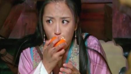 济公传:济公居然拿着烧鸡在佛祖面前吃,不料