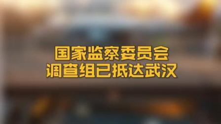 中央纪委国家监委网站消息 国家监察委员会调查组已抵达武汉