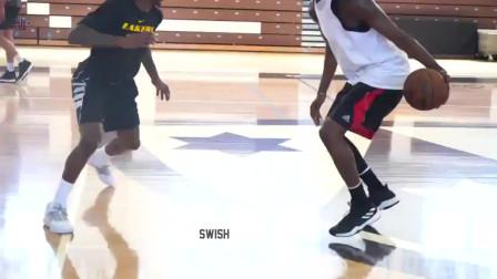 N*A球员训练局! 维金斯刻苦训练, 西蒙斯开发投篮