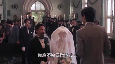 前夫刚死就立马跟别的男人结婚,美女是不是太