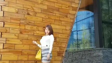 韩国女模日常街拍