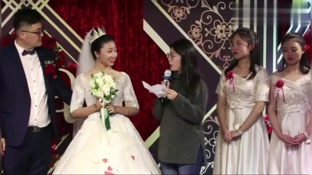 1米8的大美女哭了,刚满20岁嫁豪门,新郎是香港