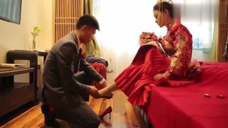 广东一亿万富翁嫁独生女儿,1米7的大美女,猜猜新郎啥身份!