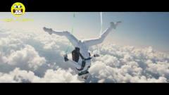 俄罗斯创意广告,19岁女孩用独特的方式让空气更