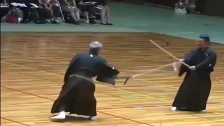 日本忍术高手表演,老铁们看看怎么样