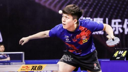国乒禁赛球员王楚钦出征,从资格赛打起,秦志戬对他又爱又气!