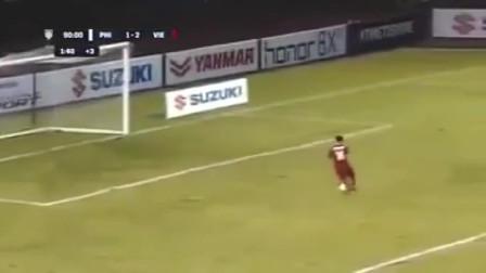 看看越南足球队的水平,和中国足球有的一拼