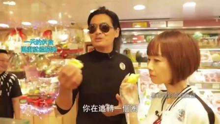 娱乐:周润发与鲁豫相约香港九龙街,发嫂买菜
