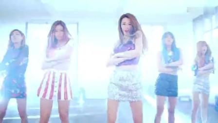 韩国美女MV,街舞跳的太棒了,漂亮第16专辑