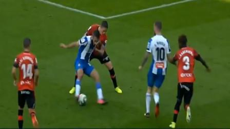 西甲联赛:西班牙人联赛主场首胜 吴磊替补未登场