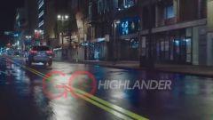【倒放】 丰田汉兰达创意广告:您的目的地到了请