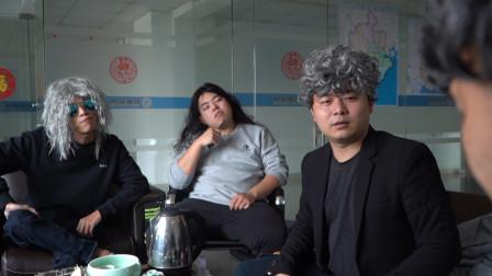 闽南语搞笑视频:小伙抢地盘惨败,找朋友哭诉