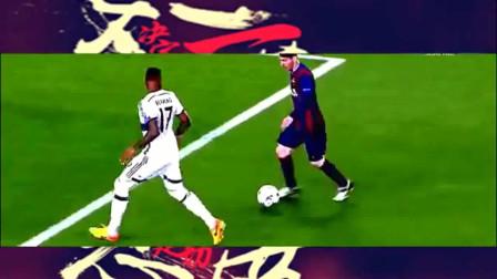 足球:因为他是C罗,因为他是梅西!