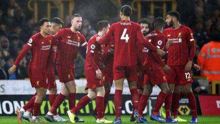 利物浦这完美的进攻体系,在英超无人能挡!