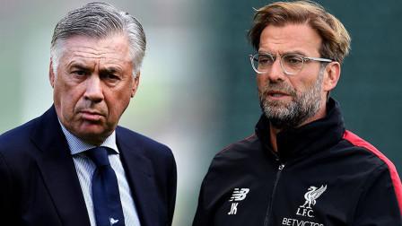 安切洛蒂警告利物浦:可以提前夺冠,但别在我