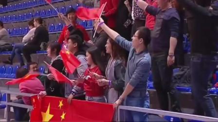 9.2秒领先2分,中国女篮拒绝被逆转,拿到奥运入