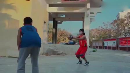 激动人心的模仿!中国女篮战胜西班牙镜头再现