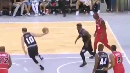 BIG3:篮球赛集锦,布泽尔、毕比率队战胜哈林顿战队