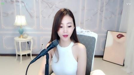 #音乐最前线#颜值小姐姐翻唱《江南夜色》, 治愈