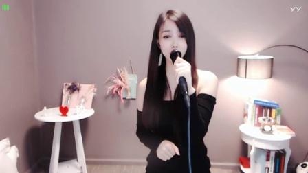 #音乐最前线#小姐姐唱这首歌, 听到我眼眶的泪水