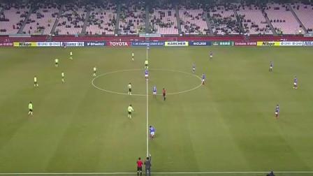 亚冠H组第1轮:冠军球队硬碰硬 全北现代1-2横滨