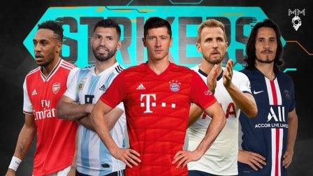 最佳10打击者在足球2019年●高画质【1】