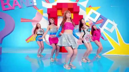 韩国美女MV,劲舞跳的实在太好看了,主唱漂亮,