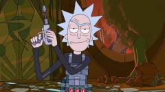动画最强越狱,瑞克吊打银河系两大联盟!永远
