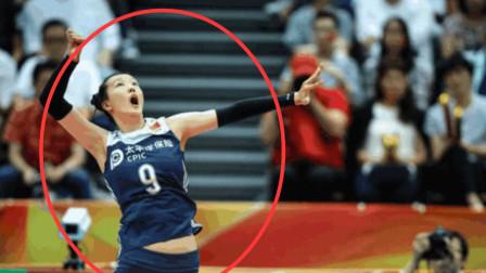 """张常宁的发球""""毁天灭地"""",日本教练急得挠头,换人暂停都没用!"""