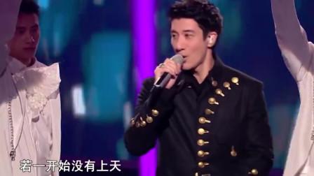 王力宏回归娱乐圈,4首最经典的金曲献上