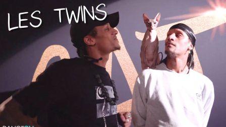 Les Twins带上猫猫为音乐剧'猫'主题曲Macavi