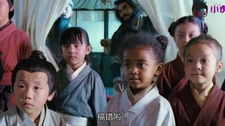恶搞三国之赵云冒出十几个儿子,其中还有一个