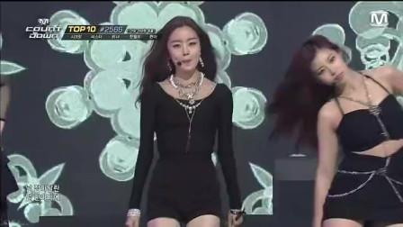 Secret - Im In Love 韩国丰腴美女组合可爱热舞凹凸有致