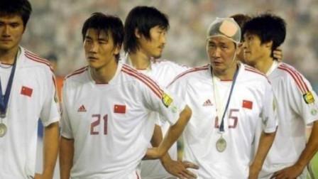 中国足球史上值得骄傲的一个进球,至今无人能超越